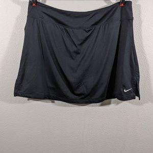 NIKE Nike FITDRY Black Skorts